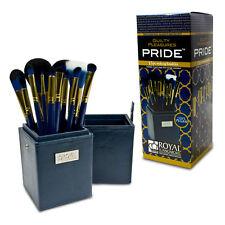 New Royal and Langnickel Guilty Pleasures PRIDE 13PC Set Kit BOX Makeup Brushes
