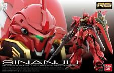 Gundam 1/144 RG #22 Gundam Unicorn MSN-06S Sinanju Model Kit Bandai USA SELLER