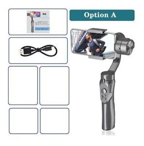 Selfie Stick H4 3-Axis Handheld H4 Stabilizer Gimbal Smart phone Gopro Camera