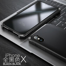 Genuine Ginmic Aluminum Metal Bumper+Acrylic Cover Case For iPhone 11 PRO XS MAX