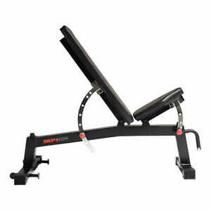 CAP Barbell Utility Weight Bench Adjustable Home Fitness Workout Gym