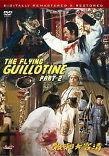 FLYING GUILLOTINE PART 2 - NEW DVD--FREE UPGRADE TO 1ST CLASS SHIPPING