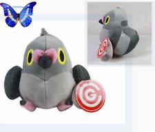 15Cm Pokemon Sun gods Stuffed Soft doll Solgareo Luna yala bauble Plush toy Gray