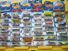 Vintage 1997 Hot Wheels Lot of 42 Cars & Trucks 1:64 Diecast on Cards