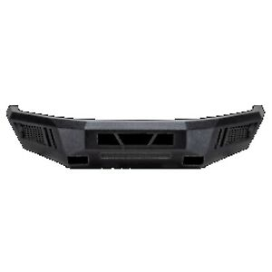 """Body Armor FD-19337 Eco Series Black Front Bumper 1/8"""" for 09-14 Ford F-150 4x4"""