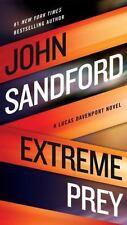 Extreme Prey (A Prey Novel), Sandford, John, Acceptable Book
