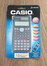 CASIO FX991MS SCIENTIFIC CALCULATOR MATHS SCHOOL UNI - NEW & SEALED