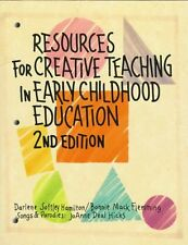 Resources for Creative Teaching in Early Childhood Education by Hamilton