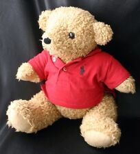 Ralph Lauren POLO Bear in Red Polo Shirt
