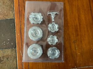 08-09 Shelby GT500KR Engine Cap Set. New Out Of Stock Rare Hard to Find 7 Piece