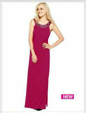 FEARNE COTTON Embellished Neck Maxi Dress   Size 12