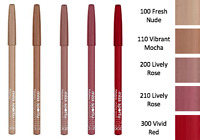 MISS SPORTY Lip Liner Pencil Long Lasting Color Creamy Texture * CHOOSE SHADE *