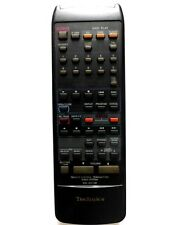 TECHNICS HIFI REMOTE CONTROL RAK-SC510W