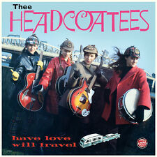 Thee Headcoatees - Have Love Will Travel vinyl LP NEW *HOLLY GOLIGHTLY*