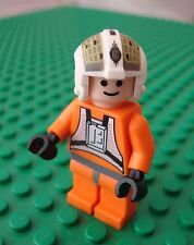 Lego STAR WARS Rebel Y Wing Pilot minifigs figures 7658