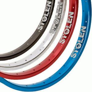 "RAMPAGE RIM 20"" STOLEN BRAND BMX  Freestyle Park Dirt Street Bicycle Bike Wheel"