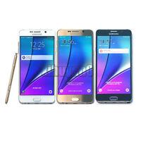 Samsung Galaxy Note 5 SM-N920F 32GB 64GB Network Unlocked Smartphone 4G LTE Spen