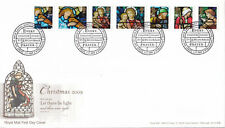 (44878) GB FDC Christmas Tallents 2009