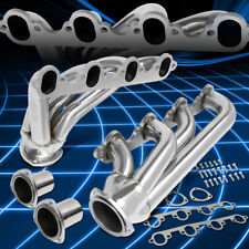 For 57-72 Ford F100 5.8L 5.9L 6.4L V8 BBS Hi-Flow Shorty Exhaust Header Manifold