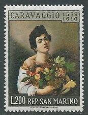 1960 SAN MARINO CARAVAGGIO MNH ** - W11-4