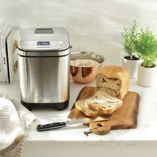 NEW Cuisinart Stainless Steel Bread Machine CBK-110 Automatic Bread Maker *Desc.