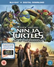 TMNT - Teenage Mutant Ninja Turtles - Out Of The Shadows Blu-Ray NEW BLU-RAY (83