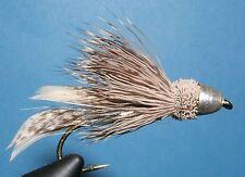 Conehead Muddler size 14 6 pcs