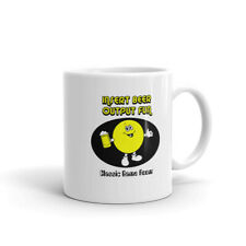 Insert Beer Output Fun: Official Classic Game Room Coffee Mug *NEW*