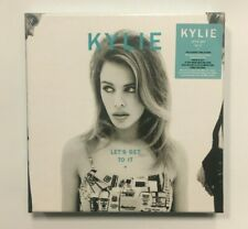 Kylie Minogue ‎– Lets Get To It PWL Cherry Red 2CD DVD Ultra Rare Box Set Sealed