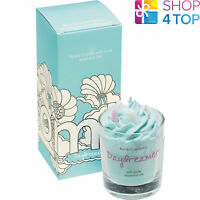 DAYDREAMER PIPED CANDLE BOMB COSMETICS FLORAL PATCHOULI AMYRIS SCENTED NEW
