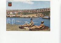BF28052 casablanca anfa playas centro gotelero morocco  front/back image