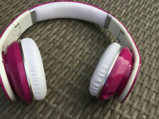 Monster Beats by Dr Dre STUDIO Headphones –  Pink