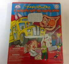 THE MAGIC SCHOOL BUS A JOURNEY INTO THE HUMAN BODY KIT