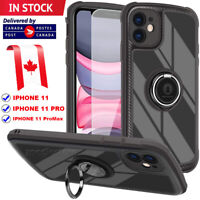 For iPhone 11 Pro SE XR Max 7 8 Plus Case Magnetic Armor Shockproof Rugged Cover