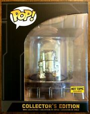 Star Wars R2-D2 Collector's Edition gold, Hot Topic exclusive Funko Pop New