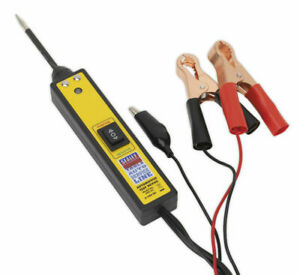 Sealey Tools PPX 6-24 volt Auto Circuit Electrical Test Probe Tester Plus