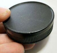 Rear Slip on type Lens Cap SR MC MD mount for Minolta manual focus lenses