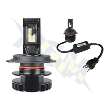 Guardian H4LED Headlight Bulb Twin Kit H4 LED Upgrade Canbus Can Bus Suitable