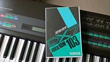 YAMAHA DX7 MKI VOICE ROM103 SUSTAIN GROUP organ, strings, voices ,violins chorus
