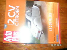 Auto Plus collection 2CV Citroen n°5 Pallas /Moteur 375