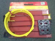 Majorette Motor track set with loop de loop 10+ pieces