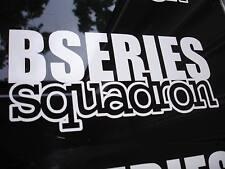 B Serie Squadron Aufkleber Aufkleber B16 B18 Integra Civic