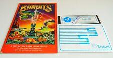 Atari XL:  Bandits - Sirius Software 1981