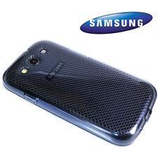 2x Original Samsung TPU Hülle Cover EF-AI930B für Galaxy S3 grau transparent