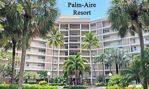 Palm-Aire Resort Pompano Beach   2 Bd condo / 7nts Feb 27 to Mar 6