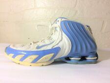 Nike Shox Carolina Blue University Tar Heels Size 7.5 Lethal Zoom 2005 Trainer