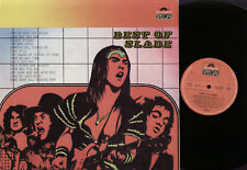 LP SLADE (BEST OF) POLYDOR SPECIAL 1978 GLAM HARD ROCK COMPILATION MADE IN ITALY
