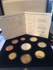 Série en euros de pièces françaises 2008 Qualité épreuve