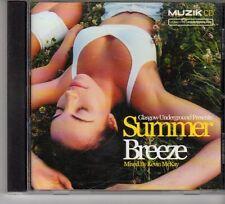 (FP494) Summer Breeze Mixed by Kevin McKay for Muzik - 2001 CD