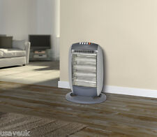 SupaWarm Halogen Heater 1200 watt  3 Heat Settings 400w 800w 1200w